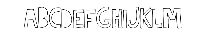 Indietronica-Thin Font UPPERCASE