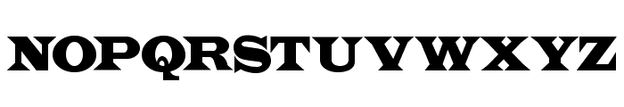 Indubitably Font UPPERCASE