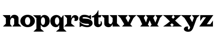 Indubitably Font LOWERCASE