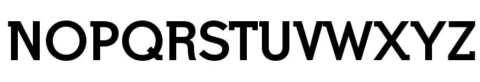 IndultaSemiSerif Font UPPERCASE