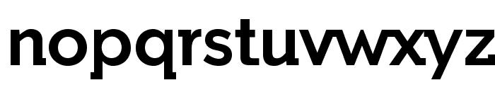 IndultaSemiSerif Font LOWERCASE