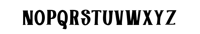 Industries - Hoe Font LOWERCASE