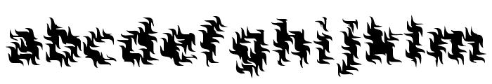 Inertia [BRK] Font LOWERCASE