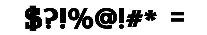InfantylFat Font OTHER CHARS