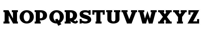 InfantylFat Font UPPERCASE
