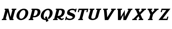 InfantylItalic Font UPPERCASE