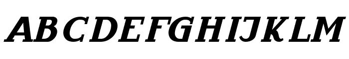 InfantylItalic Font LOWERCASE