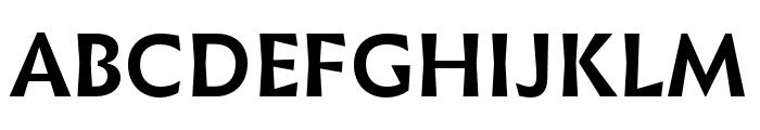 Infini Bold Font UPPERCASE