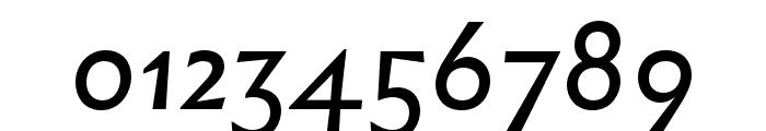 Infini Italic Font OTHER CHARS