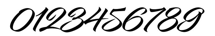InfiniteStroke-Bolder Font OTHER CHARS