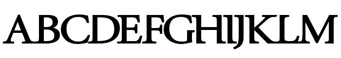 InfraRed ExtraBold Font UPPERCASE