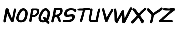 Ingat Italic Font UPPERCASE
