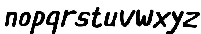 Ingat Italic Font LOWERCASE