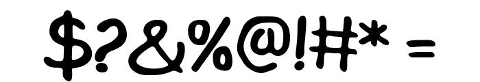 Ingat Font OTHER CHARS