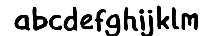 Ingat Font LOWERCASE