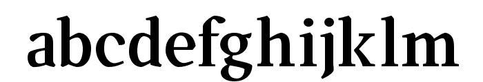 Ingleby Bold Font LOWERCASE