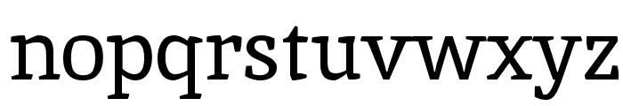 Inika Font LOWERCASE