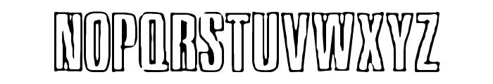 Ink Tank [BRK] Font UPPERCASE