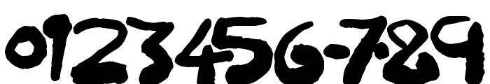Inkbleeda Font OTHER CHARS