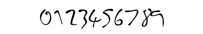 Inkburrow Font OTHER CHARS