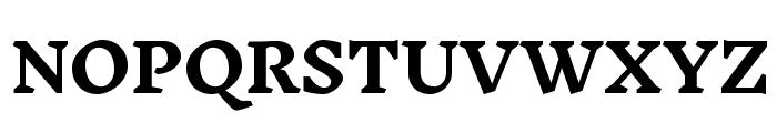 Inknut Antiqua Bold Font UPPERCASE