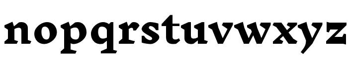 Inknut Antiqua Bold Font LOWERCASE