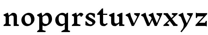 Inknut Antiqua Medium Font LOWERCASE