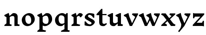 Inknut Antiqua SemiBold Font LOWERCASE