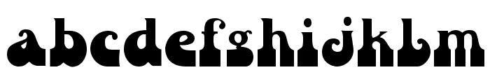 Inkwell [Plain]:001.001 Font LOWERCASE