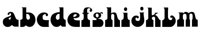 Inkwell Font LOWERCASE