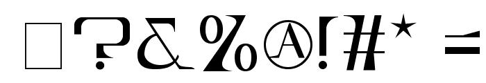 Innamoramento Regular Font OTHER CHARS