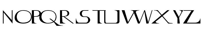 Innamoramento Regular Font UPPERCASE
