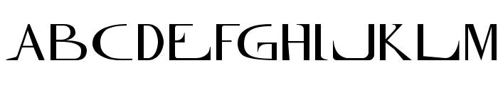 Innamoramento Regular Font LOWERCASE