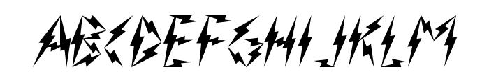 Inner Flasher Version 2.0 Font LOWERCASE