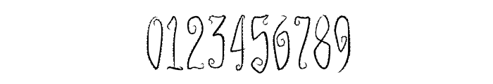 Innsmouth Plain Font OTHER CHARS