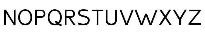 Inprimis Free Font UPPERCASE