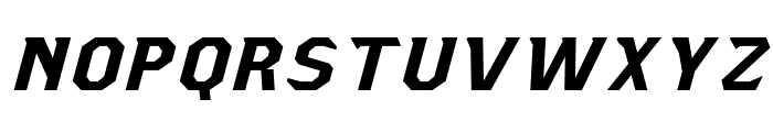 Inquisition Thin Italic Font LOWERCASE