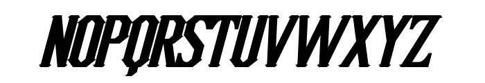 Inquisitor Bold Italic Font UPPERCASE