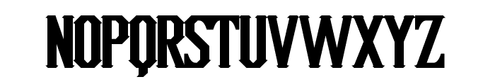 Inquisitor Bold Font UPPERCASE