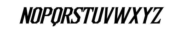 Inquisitor Italic Font LOWERCASE