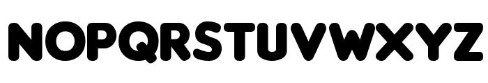 Insaniburger Font LOWERCASE