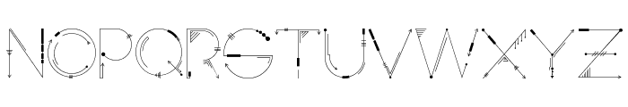 Inspira Font UPPERCASE