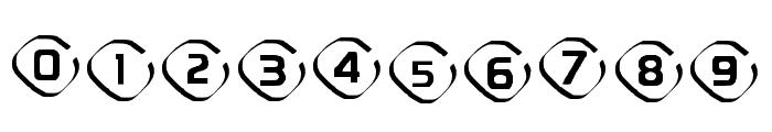 Instanovelist Regular Font OTHER CHARS