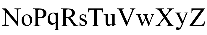 Instant Message Freak Font LOWERCASE