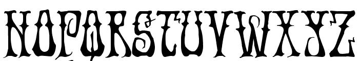 Instant Zen Drop Font UPPERCASE