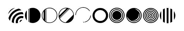 Instantdecoadvance Regular Font OTHER CHARS