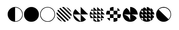 Instantdecor Regular Font OTHER CHARS