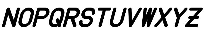 Instruction Bold Italic Font LOWERCASE