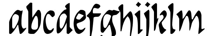 Insula Font LOWERCASE