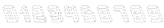 Internerd Font OTHER CHARS